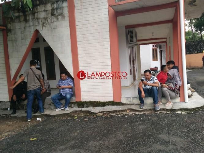 Kunjungan Kerja Kajati Lampung ke Way Kanan Tertutup