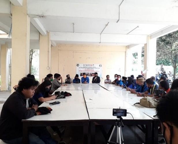 Kunjungan KNPI ke Mahasiswa Papua untuk Rawat Kebhinekaan
