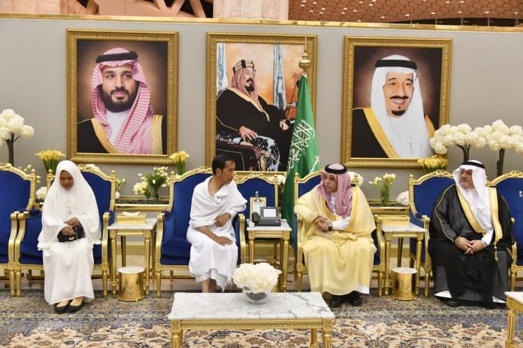 Kunjungan Presiden Jokowi ke Arab Saudi Hasilkan Penambahan 10 Ribu Kuota Haji