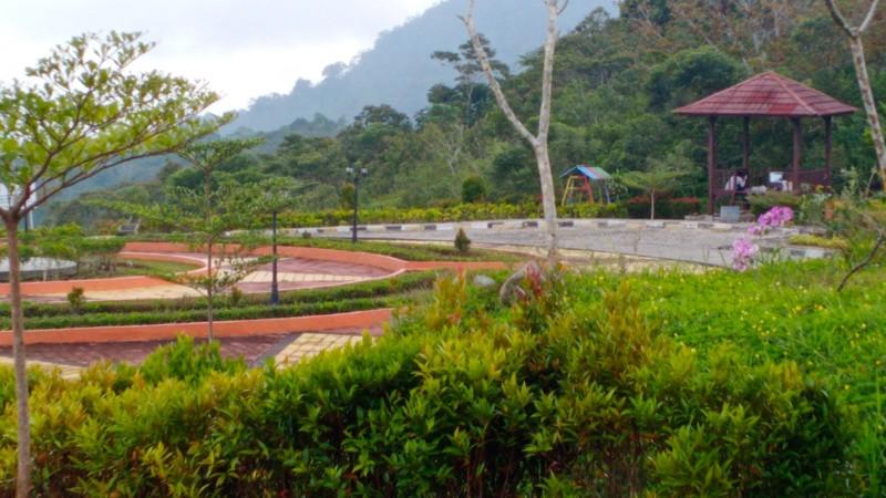 Kunjungan Wisata di Lampung Barat Masih Sepi