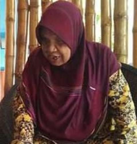 Kunjungi Lampura, Perempuan Tunanetra Penjelajah Nusantara Ini Keluhkan Pelayanan Dinas Sosial