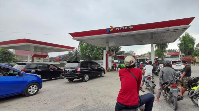 Kuota BBM Subsidi di Lampung Capai 958,7 KL