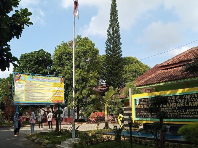 Kuota PPDB SMA di Bandar Lampung Tak Terpenuhi