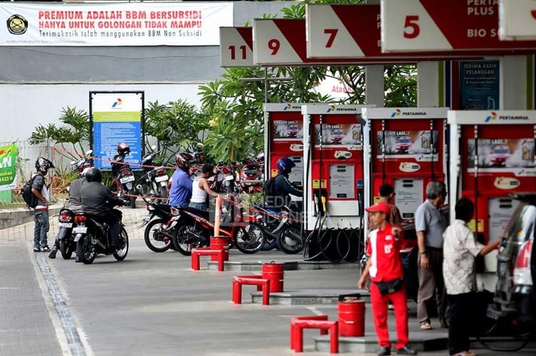 Kuota Premium di Lampung 347,2 Ribu Kiloliter