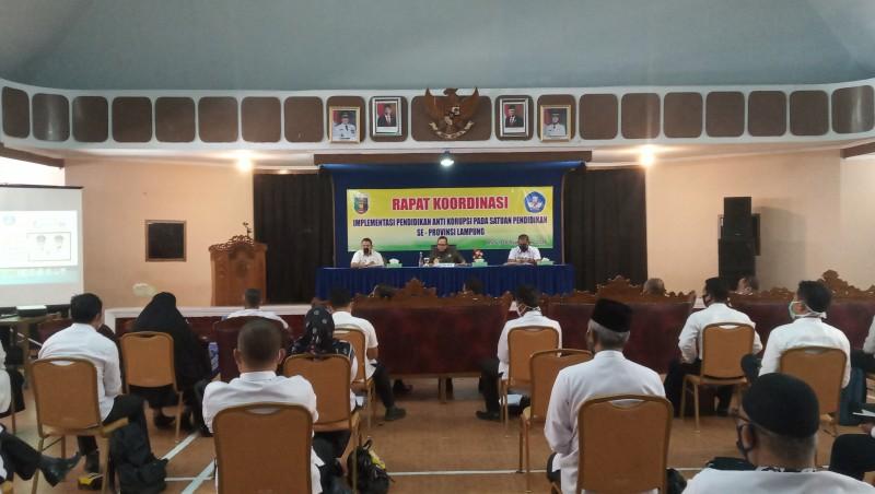 Kurikulum Pendidikan Antikorupsi Siap Diterapkan