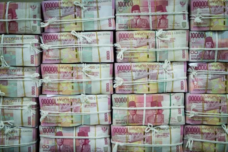 Kurs Rupiah Dibuka Melemah ke Level Rp14.408/USD
