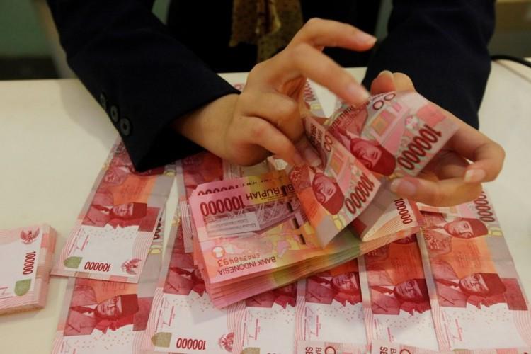 Kurs Rupiah Melemah di Posisi Rp14.075/USD