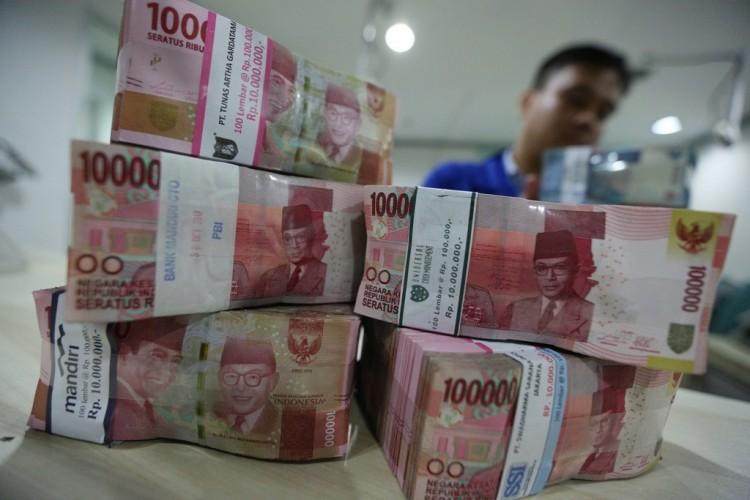 Kurs Rupiah Menguat di Level Rp14.413 per USD