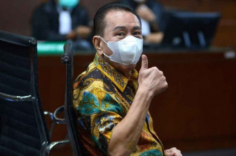KY Kaji Diskon Hukuman Djoko Tjandra