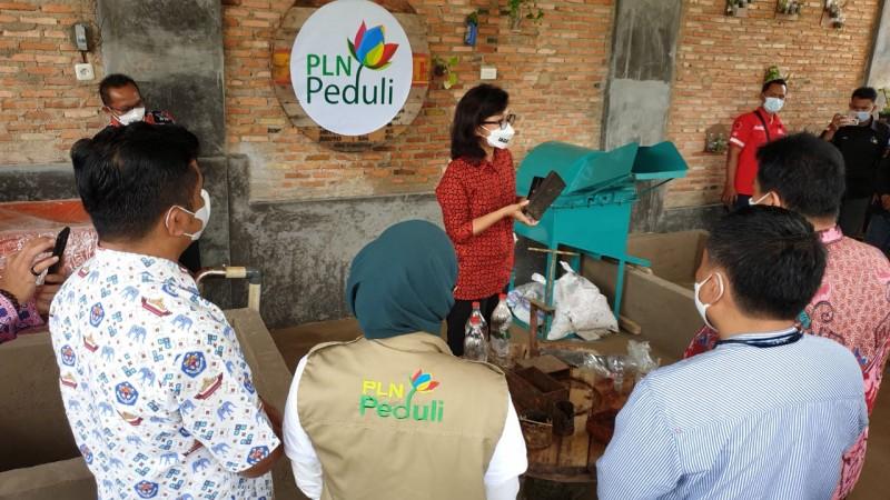 Laboratorium Pengelolaan Sampah Tingkatkan Ekonomi Warga