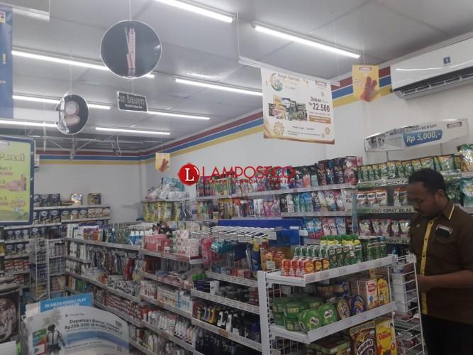 Lagi, Kawanan Pencuri Bobol Minimarket