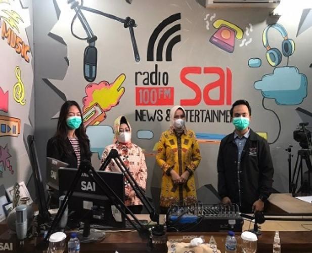 Lagu <i>3M Lampung Berjaya</i> sebagai Penyemangat Masyarakat