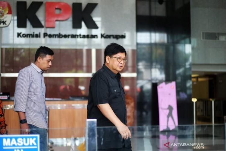 Laksamana Sukardi Diperiksa KPK Untuk Kasus Sjamsul Nursalim