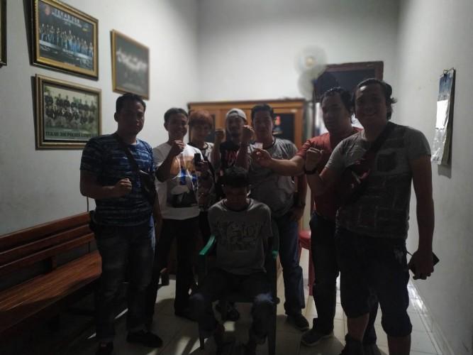 Lakukan KDRT, Pria Asal Surakarta Diamankan Unit PPA Polres Lampura