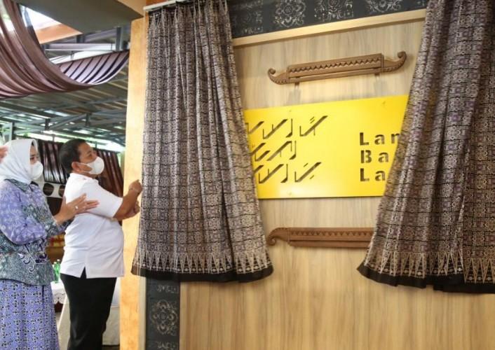 Lamban Batik Lampung Diharapkan Pacu Geliat UMKM