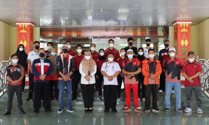 Lambar Kirim 25 Atlet di Kejurda Lampung