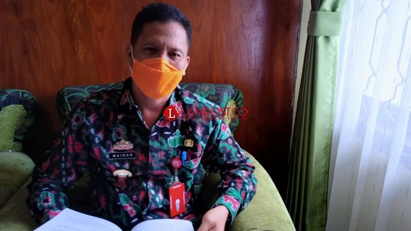 Lambar Siapkan 48 Ribu Masker Tiga Lapis untuk Pelajar