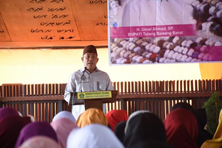 LAMPOST TV:Jemaah Calon Haji Tulangbawang Barat Ikuti Mansik Haji