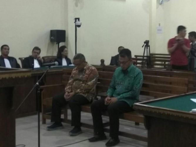 LAMPOST TV: Korupsi, Agus BN Divonis 4 Tahun