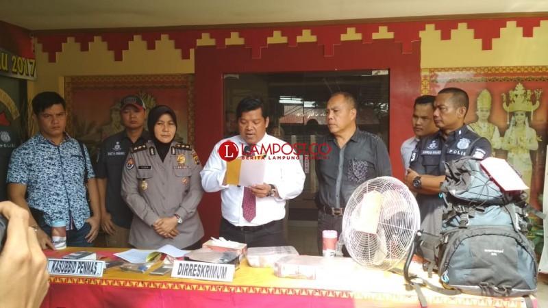 LAMPOST TV:Mesin ATM BCA di Jalan Raden Intan Dibobol