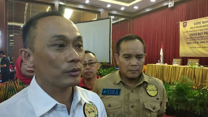LAMPOST TV:Pencoblosan, Disdukcapil Se-Lampung TakLibur