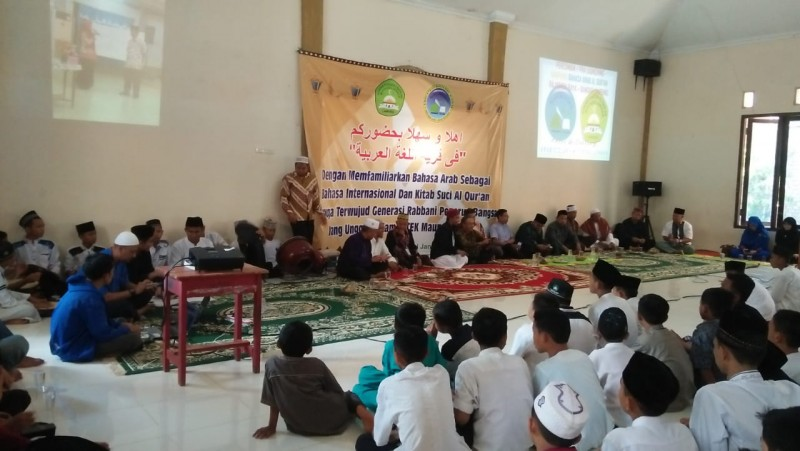 Lampung Bakal Punya Kampung Bahasa Arab