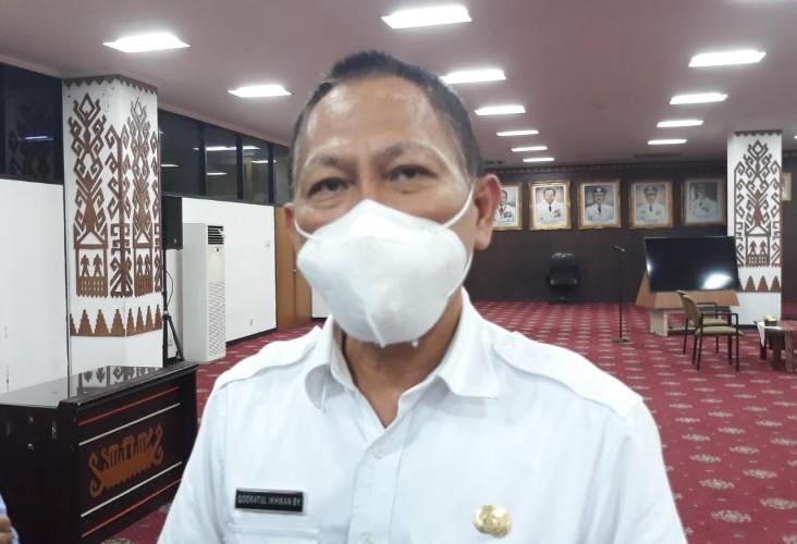 Lampung Bentuk Tim Terpadu Penegakan Hukum Prokes