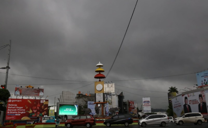 Lampung Berpotensi Diguyur Hujan Tiga Hari ke Depan