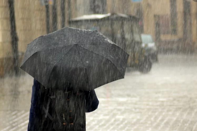 Lampung Berpotensi Hujan Tiga Hari ke Depan