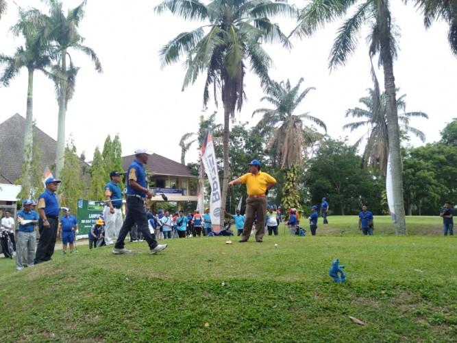 Lampung BRI Golf Tournament 2019 Sukses Digelar