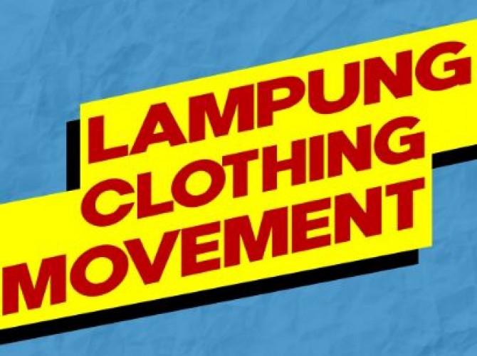 Lampung Clothing Movement, Wadah UMKM Kenalkan Produk Lokal
