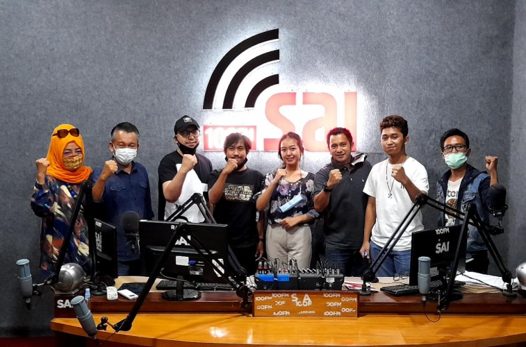 Lampung Daerah Pertama Lokasi Syuting Film 1000 Detik 1 Cahaya