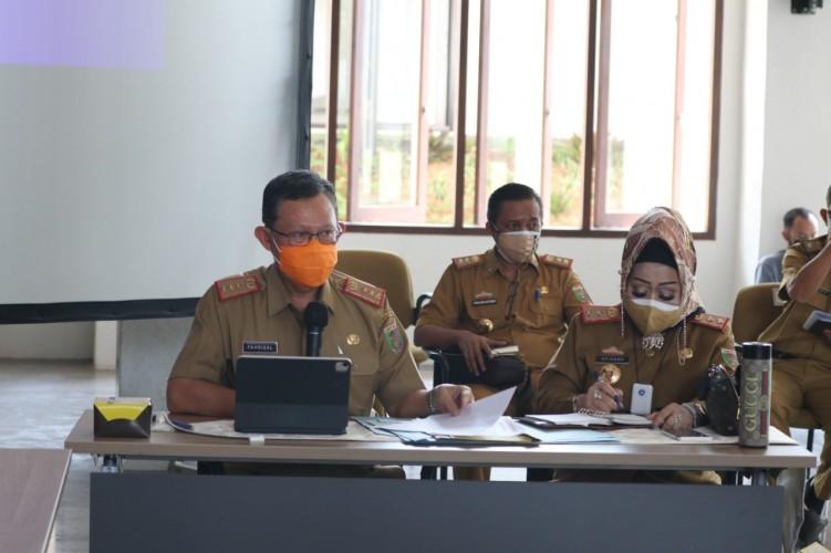 Lampung Dapat Bantuan Oksigen untuk Pasien Covid-19