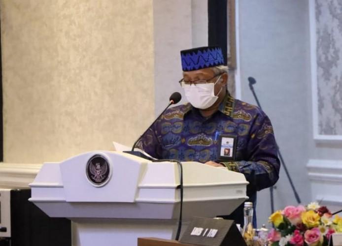 Lampung Dapat DIPA Rp10,39 Triliun di APBN 2021