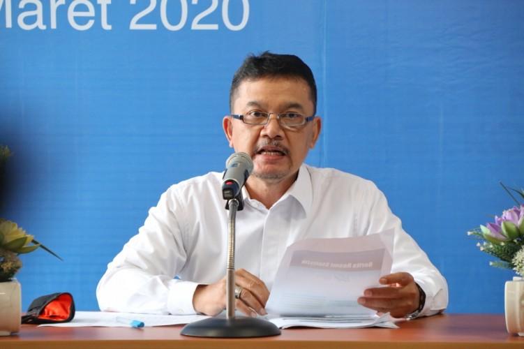 Lampung Deflasi 0,22 Persen di September 2020