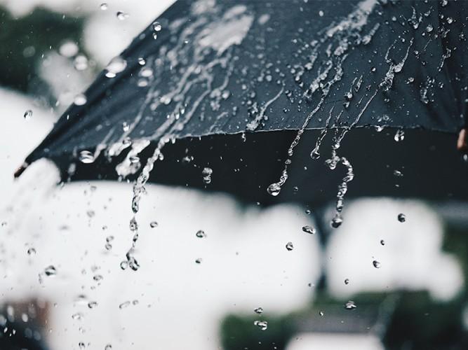 Lampung Dilanda Hujan Lokal hingga Tiga Hari ke Depan