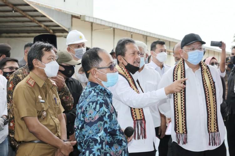 Lampung Diminta Kembangkan Tambak Udang Modern