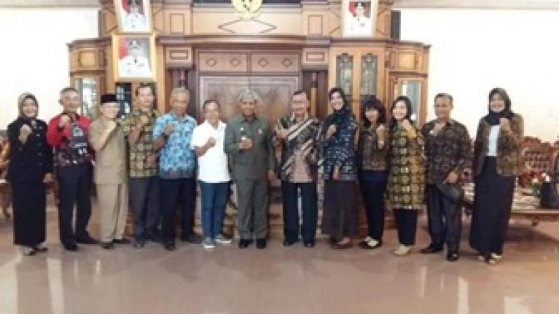 Lampung Dipilih Jadi Tuan Rumah UGM Menyapa Alumni