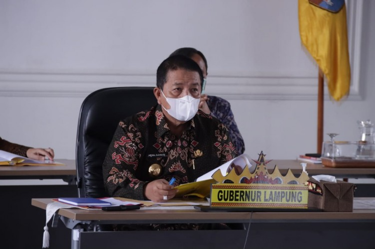 Lampung Dorong Efektifitas Belanja untuk Pulihkan Ekonomi
