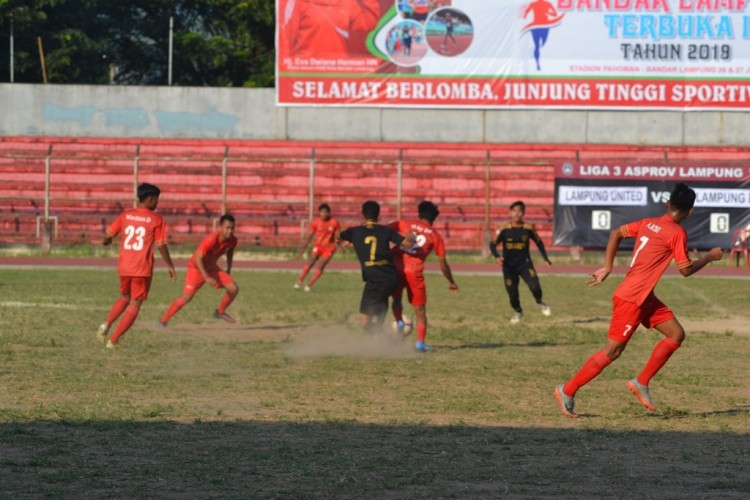 Lampung FC Janjikan Main Lepas Lawan Timnas U-23