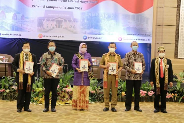 Lampung Fokus Gelorakan Semangat Baca