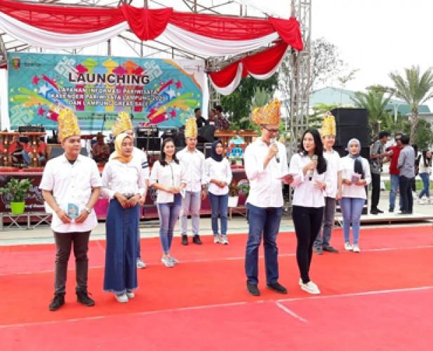 Lampung Gelar 86 Ajang Pariwisata Sepanjang 2020