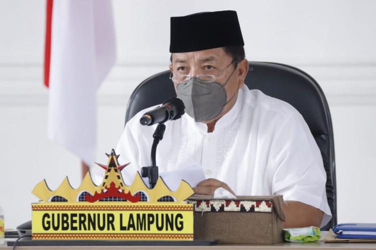 Lampung Gelar Doa Bersama Lintas Agama untuk Atasi Covid-19