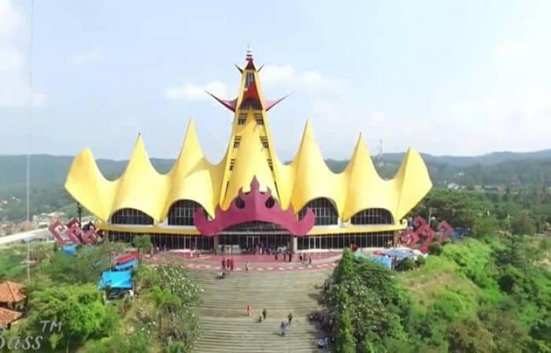 Lampung Gelar Festival Budaya Menara Siger