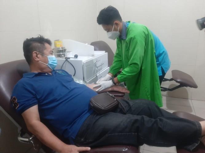 Lampung Kekurangan Darah Plasma Konvalesen