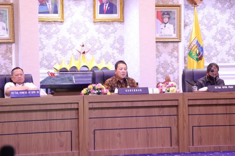 Lampung Kembangkan Keramba Jaring Apung Laut