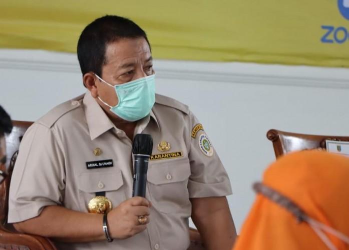 Lampung Kembangkan Pertanian di Kawasan Dataran Tinggi