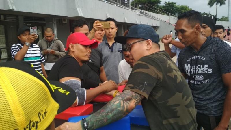 Lampung Kini Miliki Wadah Olahraga Panco
