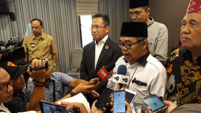 Lampung Kondusif Jelang Pelantikan Presiden dan Wakil Rakyat