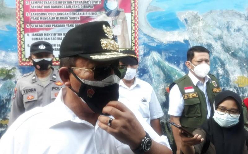 Lampung Lobi Pusat Percepat Vaksinasi
